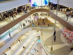 干货   7张图详解购物中心货运动线设计要点