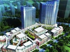 青岛欢乐滨海城将添大型商业综合体 总建筑面积13.26万�O