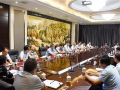 万达集团与天水市政府洽谈 万达广场或将进驻天水