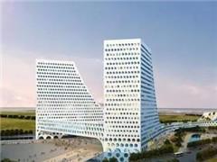 即墨蓝谷将建两大商业综合体:青岛蓝色中心已装修完成