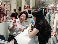 """上海汇金百货现""""新零售""""雏形 线上线下一体化提升能级"""