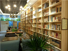 兰州书店盘点:全国连锁书店尚未入场  本土书店亦具特色