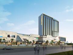 江门江海广场总投资约13亿元 拟明年投入运营