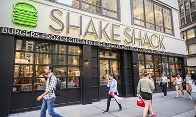 纽约神级汉堡Shake Shack落户上海 想占一席之地不容易?