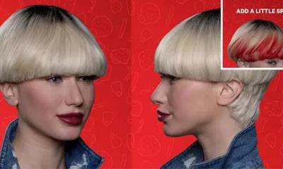 肯德基跨界做发型师 在纽约开了家快闪理发店!