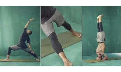 耐克推出首个男士瑜伽系列 要和Lululemon直接竞争!