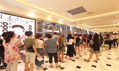从杭州首店出发,看LELECHA�S�S茶门店背后的经营逻辑