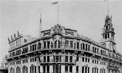 从100年的上海永安百货 看一段消费史