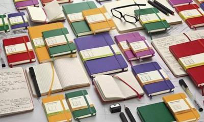 一本售价几百块的笔记本,如何由文具变成奢侈品?