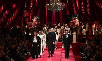 Dolce&Gabbana重回时装周 仍被中国电商平台抵制!