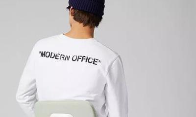 Off-White和男装电商Mr. Porter推联名胶囊系列 多达44款
