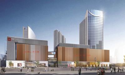 合肥银泰中心二期规划出炉:商业面积近6万㎡、楼高99.9米!