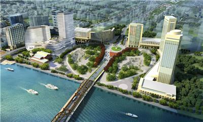 星寰国际商业中心展示厅开放 全新城市综合体推动海珠广场升级