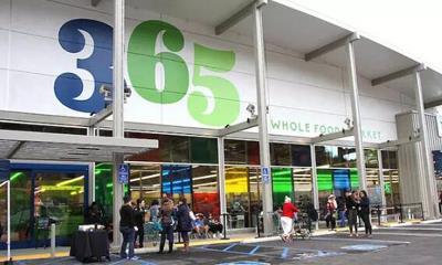 亚马逊打算全线降价 Whole Foods旗下365超市不再开新店