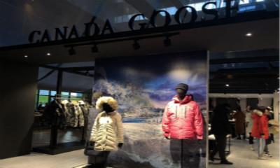 一周回顾丨加拿大鹅内地首店开业遭疯抢  优衣库连开九家新店