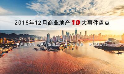 重庆12月十大事件:赢商网发布《重庆2019年预计开业项目》
