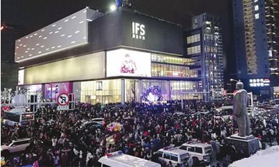 长沙吾悦广场、砂之船奥莱等6个购物中心扎堆开业