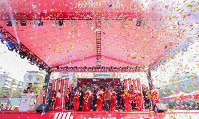 福州仓山老区新增一购物中心  海通广场正式开业