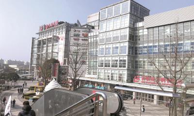 上海百联南方购物中心将升级改造 南方友谊商城2月率先启动