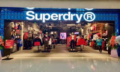 新店播报 | Superdry重庆首店登录万象城