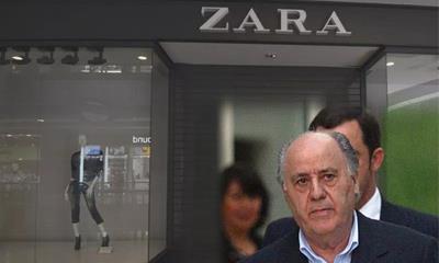 Zara老板身价缩水167亿美元 成为时尚产业最大输家