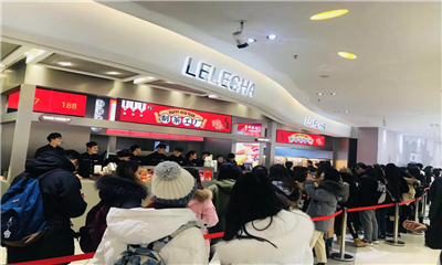 "�S�S茶江苏首店正式开幕  ""制茶工厂""概念店再次引发消费热潮"