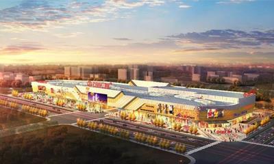 无锡第三座万达广场落户新吴 预计2020年底开业!