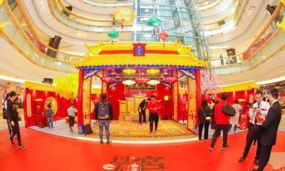 """年货都""""配齐""""啦!看深圳这些购物中心新年怎么玩?"""