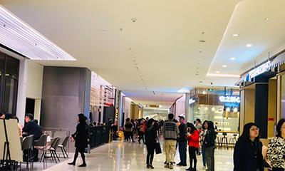 深圳湾万象城交出开业首月成绩单 前檐、万象食集等品牌成绩亮眼