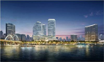 星寰国际商业中心展示厅开放在即 全新地标级项目焕发城市新姿