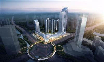 美的商业斩获顺德梧桐广场项目 将采用TOD模式进行打造