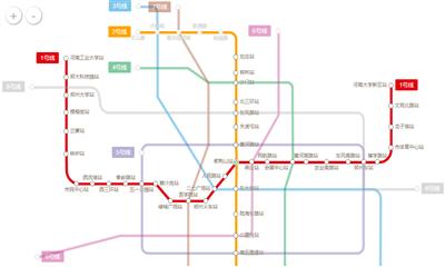 郑州地铁5号线实现空载试运行 沿线商业体量超两百万�O