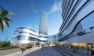凯德MALL・180预计2019年4月开业 引入京东7FRESH、炳胜公馆
