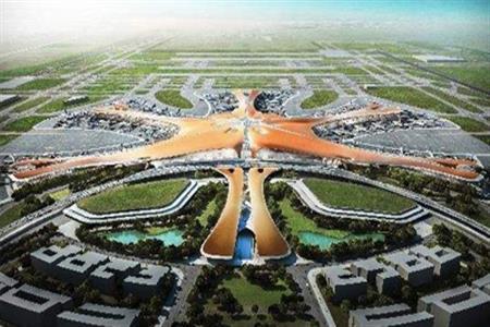 对标购物中心 大兴国际机场将成为北京商业新地标