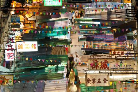 香港10月零售业销售额跌幅或扩大至50% 铜锣湾店铺空置率达9.4%