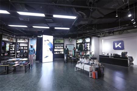 Keep全球首家实体店落户上海凯德星贸 限时开业100天