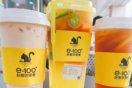 """深圳现餐饮新物种:""""便利店+奶茶店""""有未来吗?"""