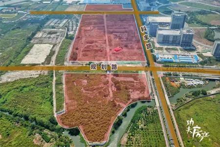 保利+华侨城佛山三山旧改项目奠基 首期将建设B/C区建面约36万㎡