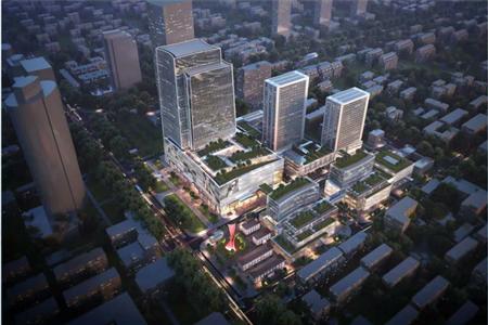 北京国华综合体项目最新规划出炉 效果图首曝光
