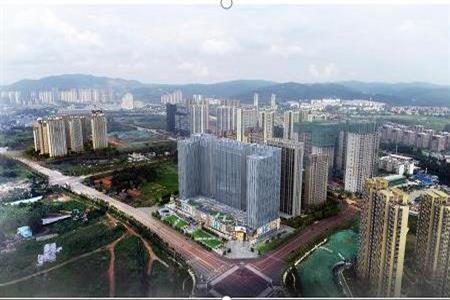 俊发又一商业地块过规  逸璟峰再添东市商业新风采