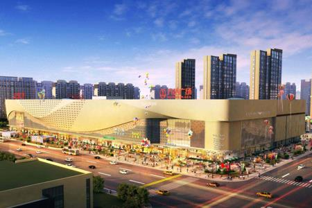湖南汉寿万达广场正式签约落地 预计11月30日前动工建设