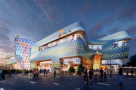 打造商业新地标,广州西部商业航母——悦汇城2020年开业