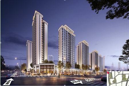 """融创西南首个融创城项目""""贵阳融创城"""" 一期总建筑规模近73万方"""