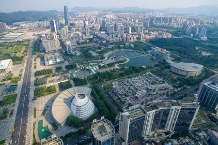 华润、新鸿基等签约东莞国际商务区 投资总额达410亿元
