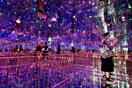 昆明大悦城二期携手梵高星空艺术馆 打造沉浸式影像互动体验