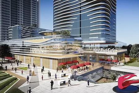 青岛将再添两座商业体 青特万达广场、永旺梦乐城11月开业