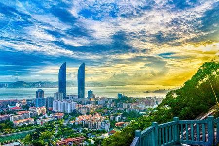 厦门10.76亿元挂牌岛内两宗商业用地 总面积约7万㎡