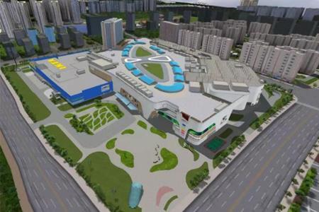 长沙宜家家居暂定于11月28日开业 面积约为4万㎡