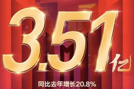 伊芙丽9年双11持续成长,继续领跑中国女装