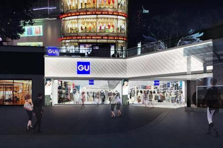 优衣库姐妹品牌GU进驻广州 首店11月22日亮相维多利广场